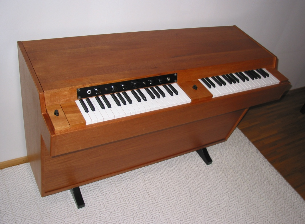 Mellotron - how does it work
