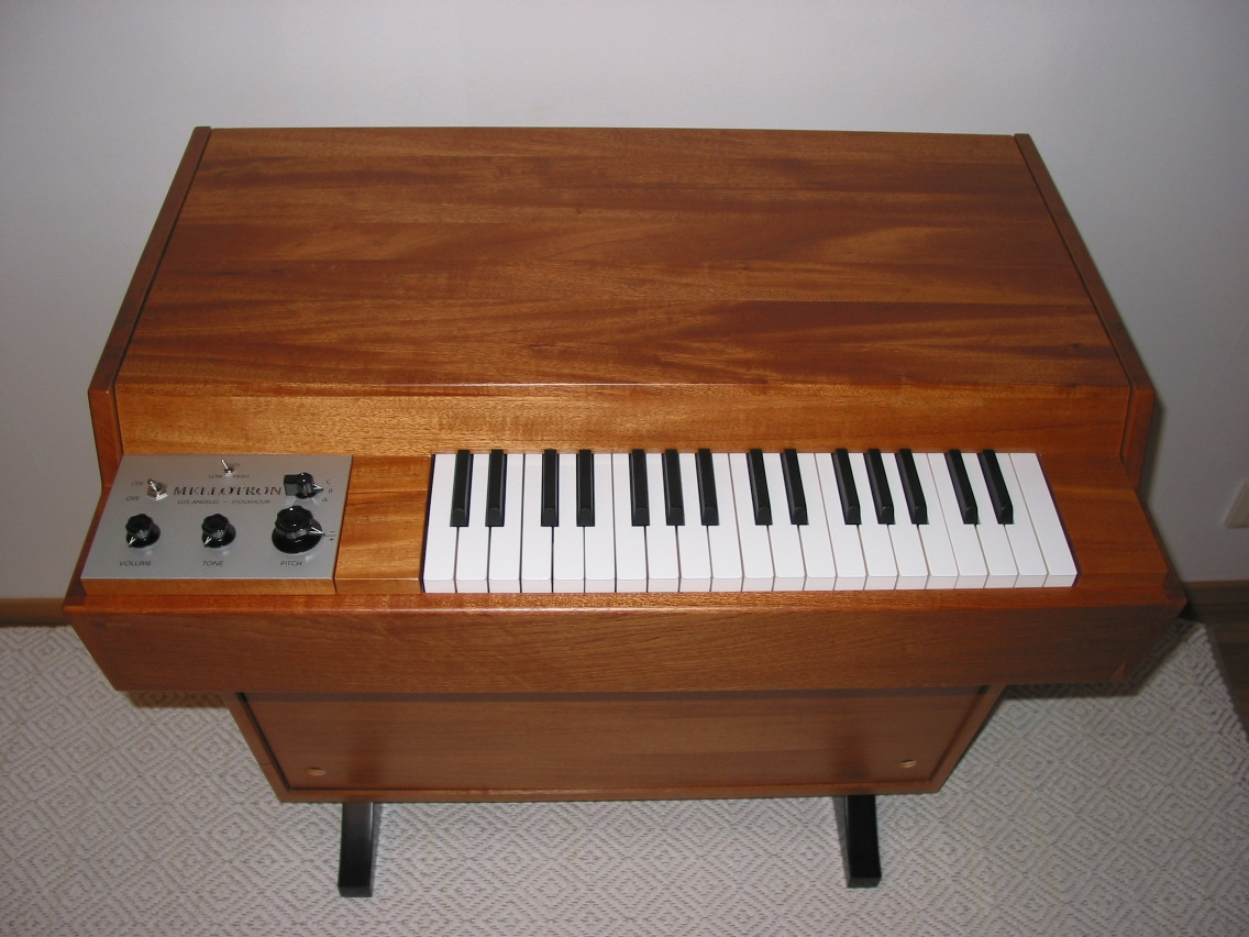 Image result for mellotron